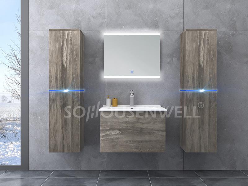 HS-E1948 Highlight Aussehen Badschrank neues Design Bad Eitelkeit