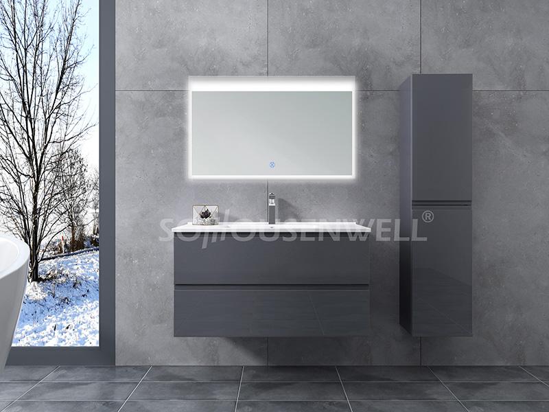 HS-E1955 Antike Badezimmermöbel Badezimmerschrank