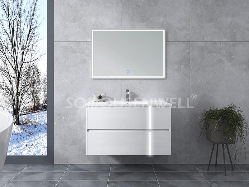 HS-E1960 New Design Hotel Bad Waschtisch mit Einzelwaschbecken