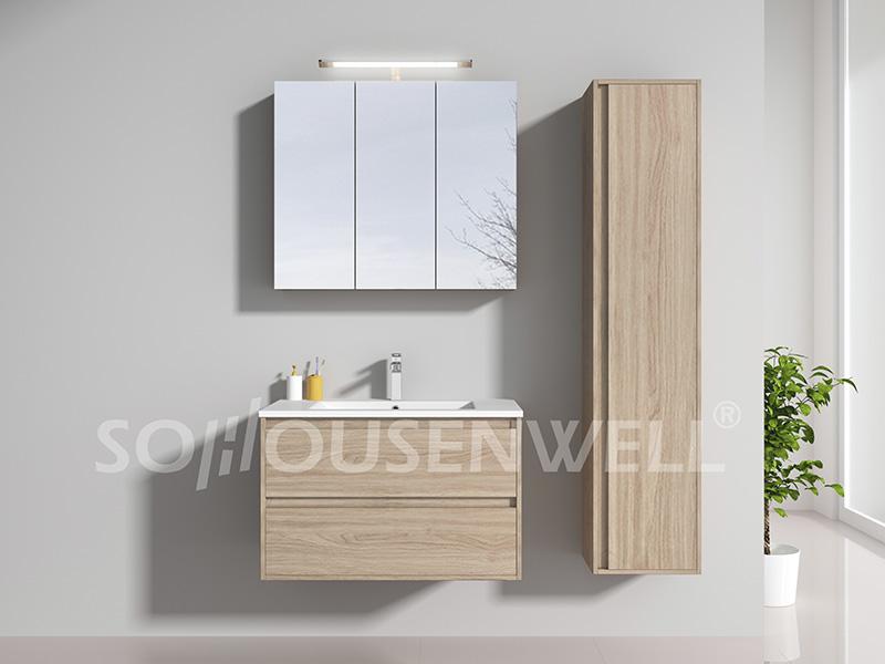 HS-E1992 HOUSEN Eitelkeit billige Badezimmerschrank Möbel Eitelkeit