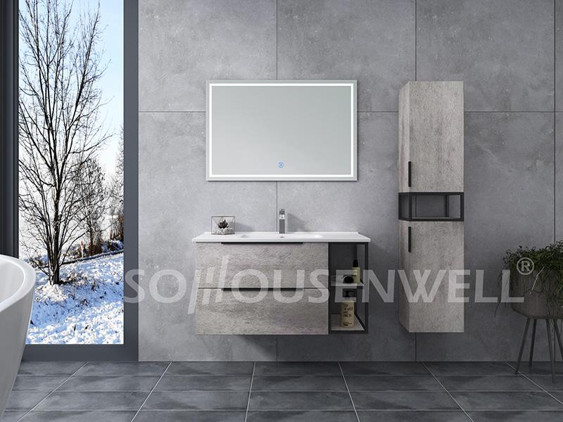 HS-E1996 Badezimmereitelkeit antike Möbel liefern Badezimmermöbel Mode