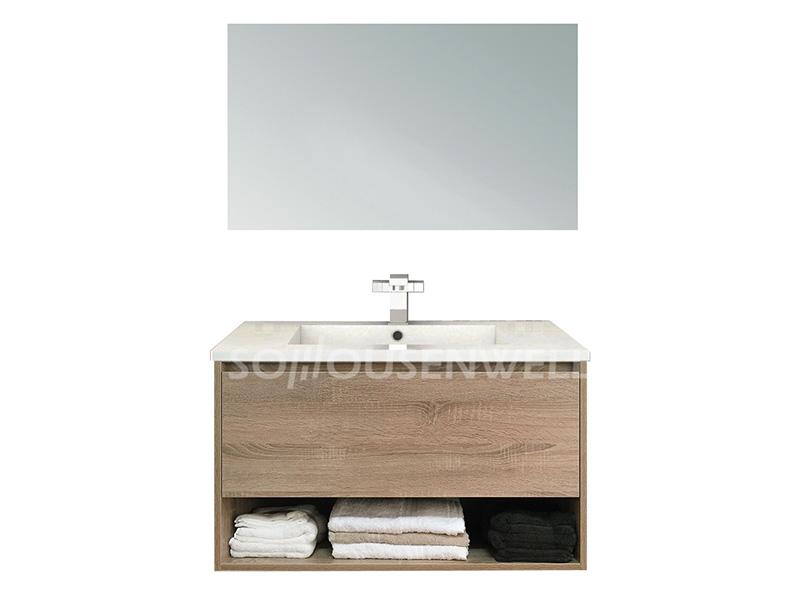 Ede-900 Badezimmermöbel Badezimmerschrank Badezimmerwaschbecken billiger Waschtisch