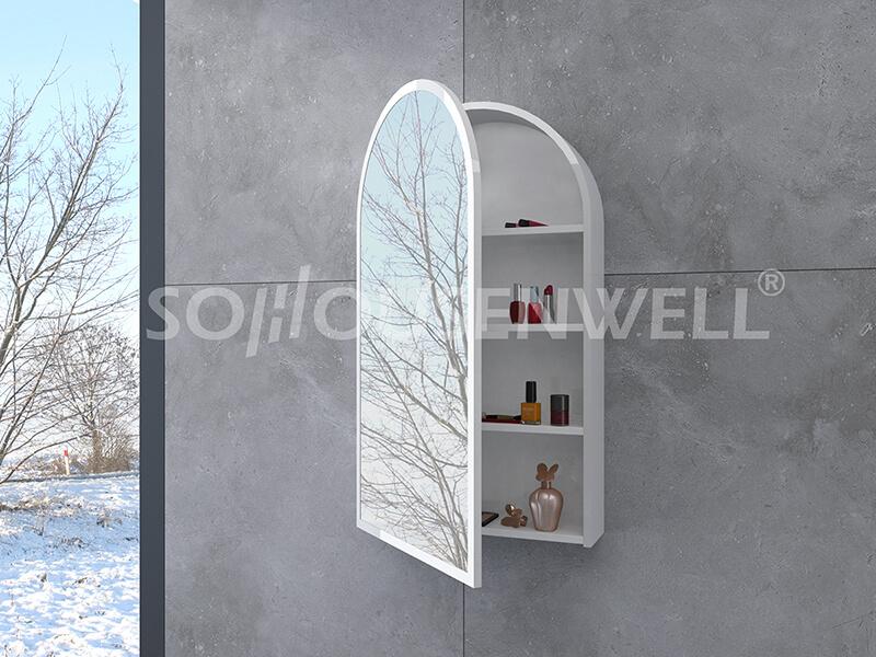 Mod-460 Wohnmöbel Badezimmerschrank Wand-Waschtisch