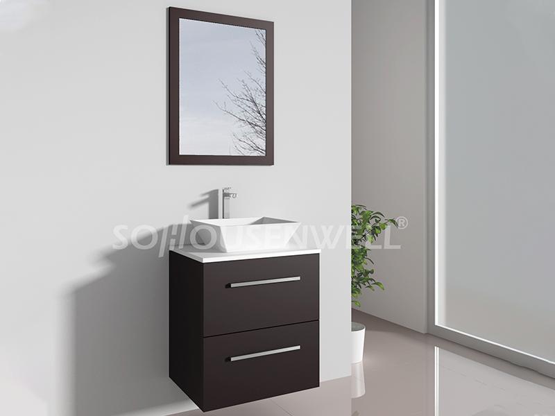 Y10-600 Eitelkeit Badezimmermöbel Badezimmerschrank Eitelkeit moderne Badezimmerschränke