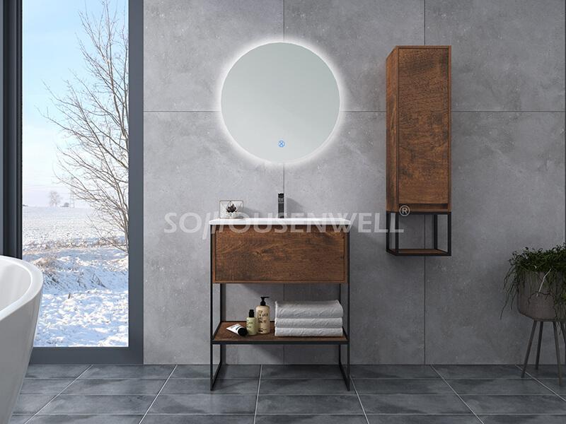 Y15-900 China Badezimmerschrank Designer Badezimmermöbel Badezimmer Luxus Eitelkeit