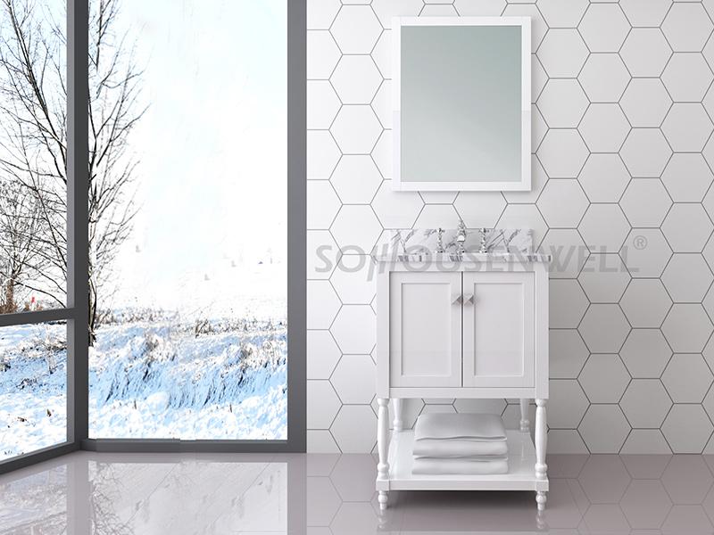 Y22-600 Neuankömmlinge Badezimmerschrank Badezimmerschrank Waschtischspiegel