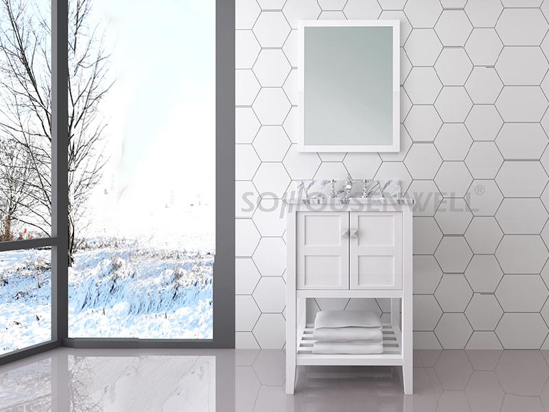 Y23-600 Neuankömmlinge Badezimmerschrank Badezimmerschrank Waschtischspiegel