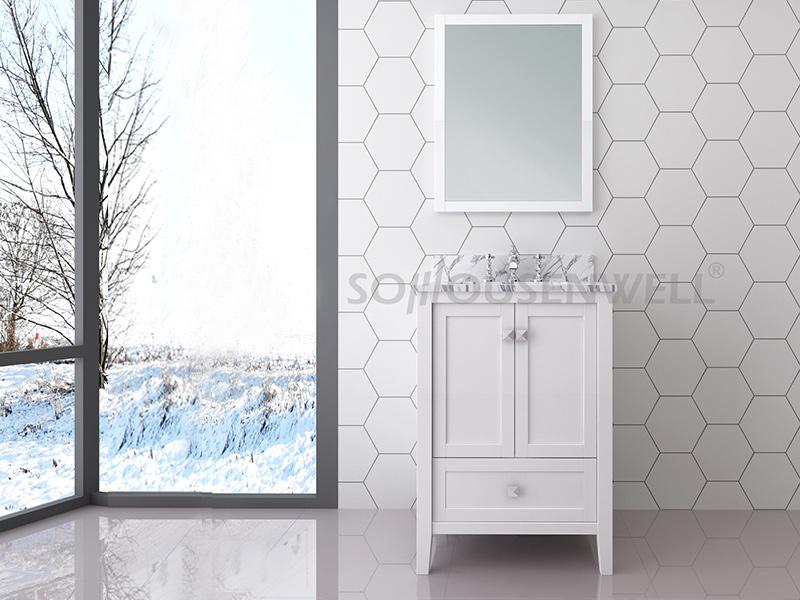 Y26-600 Neuankömmlinge Badezimmerschrank Badezimmerschrank Waschtischspiegel