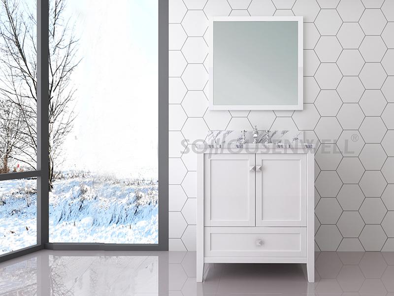 Y27-750 Neuankömmlinge Badezimmerschrank Badezimmerschrank Waschtischspiegel