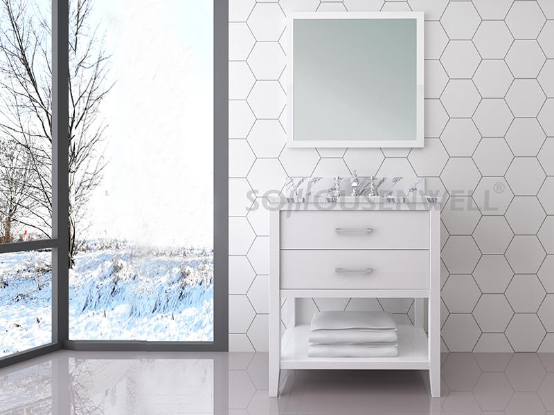 Y29-750 Neuankömmlinge Badezimmerschrank Badezimmerschrank Waschtischspiegel